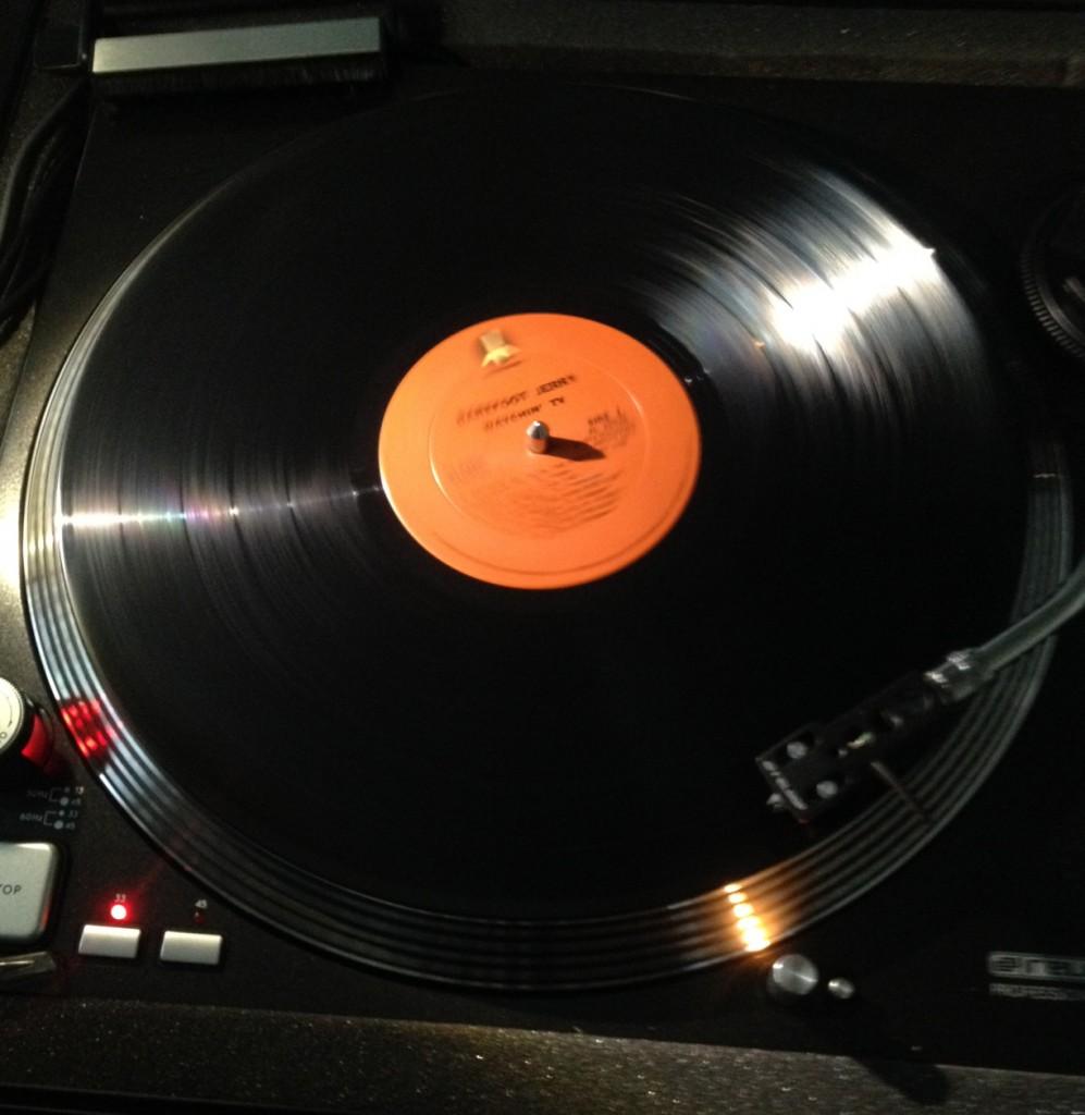vinylsspelaren